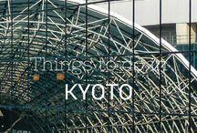 Kyoto, Osako, Kobe
