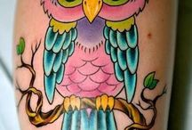 Tattoos / by Ashlee