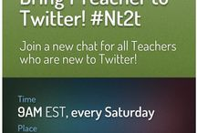 CAG/Twitter for Educators / Ideas, tips and resources related to using Twitter in education.