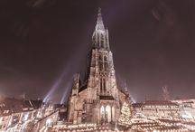 Weihnachten Ulm/Neu-Ulm / Weihnachtsstimmung in Ulm und Neu-Ulm #ulm #germany #christmas #weihnachten #advent #badenwürttenberg