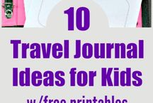 Travel Printables for Kids