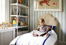 Well Appointed Kids Rooms / by The Well Appointed House by Melissa Hawks