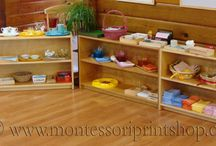 Scope & Sequence of Primary Montessori / Learn about the Primary Montessori materials for Practical Life, Sensorial, Language, and Math. / by Montessori Print Shop