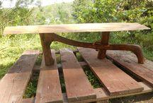 Yurt Furniture / Custom hand made yurt furniture