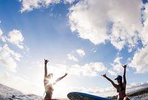 Le surf ❤️❤️