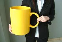 Strange Coffee Cups / by Adrian M. Kleinbergen