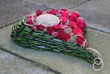 Casket flowers / Funerals