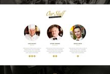 Webdesign - Restaurant