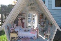 dollhouse, Puppenhaus