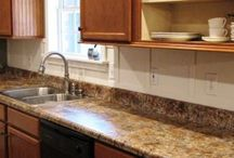 Laminated Counter Top Ideas