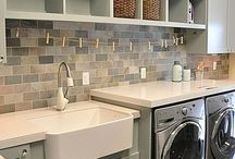 Home Decorating - Laundry Room Ideas