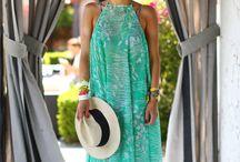 Resort Wear / Wardrobe inspiration for honeymoon