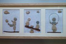Картинки из камней