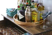 Liquor displays