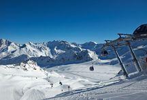 Wintersport / De mooiste wintersportplekken in Oostenrijk!