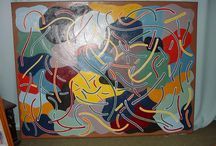 Tableaux Modernistes / Toute la vie d'un artiste peintre inconnu
