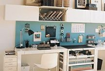 Home office / by Kristin Holbert