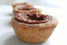Mini Pudding Tartes / by Barbara Schiavone