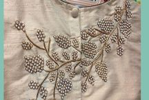 embroidery embellishment
