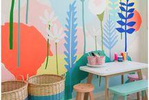 idee per spazi bambini