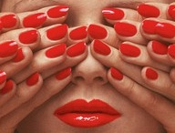 RED HOT / by Norma Crain