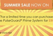 PulseGuard Special Offers / Special Offer Posters with discounts for PulseGuard