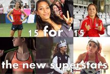 15 for '15 The New Superstars of the NWSL / Soccer Girl's picks for the top 15 players who we predict will become the next superstars of the National Women's Soccer League.