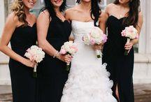 Ali's Bridesmaid Dresses / by Leah Schaubach
