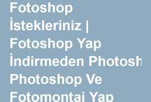 Fotoshop Resimler / Fotoshop konusuna olan ilgimi bu panodan takip edebilirsiniz.