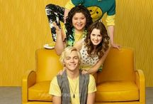 austin and ally and trish and des