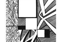Nest VanDenken drawings