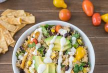 Foods — Healthy bowls