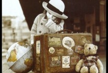 The Girl with the Suitcase / http://thegirlwiththesuitcase.com/