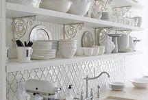 Kitchens/Cottagekitchens / Oh, I love countrykitchens