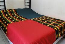 Housse de couette rasta/Blanket housing rasta