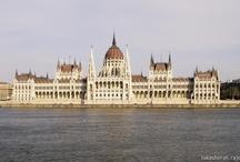 Budapešť / Budapešť je perlou na Dunaji. Hlavní město Maďarska