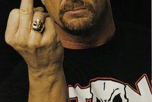 WWE STONE COLD STEVE AUSTİN HE SAID FUCK
