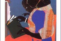 African American Educators/Educational Black Art Print Collection
