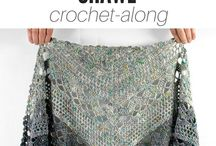 Crochet shawl patterns / In this board I will share crochet shawl patterns which I love. I try to pin mostly free crochet patterns but if it's an amazing paid pattern, you can still find it here as well.