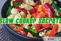 Slow cooker meals / Food / by Lisa Clark
