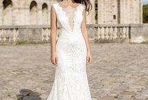 Collection ROYAL de robes de mariées de Veronika Jeanvie