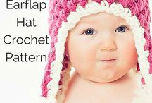 Crochet | Hats / crochet hat pattern patterns beanie messy bun