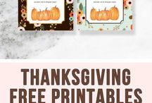 Thanksgiving Party Ideas / Thanksgiving party ideas for kids, Thanksgiving party ideas decorations, Thanksgiving party ideas for school, Thanksgiving food ideas, Thanksgiving party table settings, Thanksgiving decor ideas, Thanksgiving free printables, Thanksgiving fun games