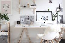 Interior design - Work at Home