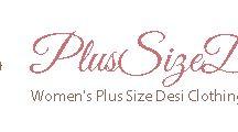 Plus Size Desi Clothing / Plus Size Desi Clothing
