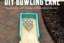 bowling αυτοσχέδιο