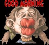 Goedemorgen/Maandag