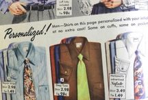 Vintage Clothing Shirt Styles