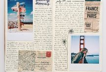 Travel Journal Inspiration