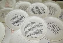 Paper Plate Campaign / Discover how hunger affects children, families and seniors throughout our state from those who are struggling with it.